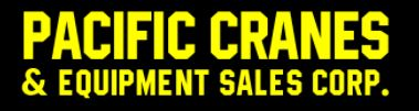Pacific Cranes and Equipment Sales