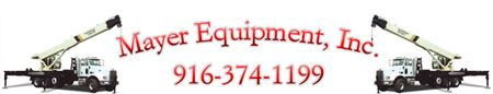 Mayer Equipment, Inc.