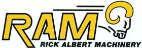 RAM Rick Albert Machinery, Inc.