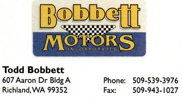 Bobbett Motors