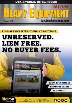 MLS Heavy Equipment Catalog