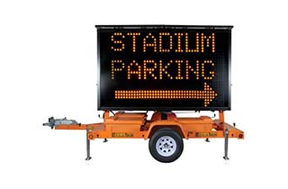 Traffic Control / Arrow / Message Boards
