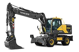Wheeled Excavators