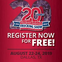 The Great American Trucking Show 2019