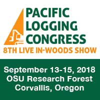 Pacific Logging Congress 2018
