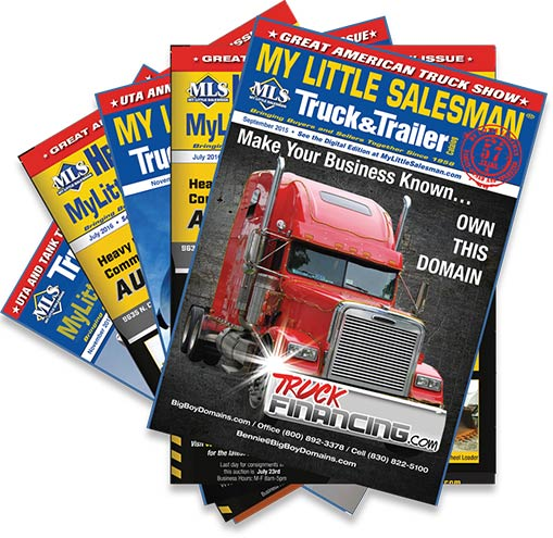 Truck & Trailer and Heavy Equipment Catalogs