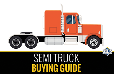Semi Truck Buying Guide