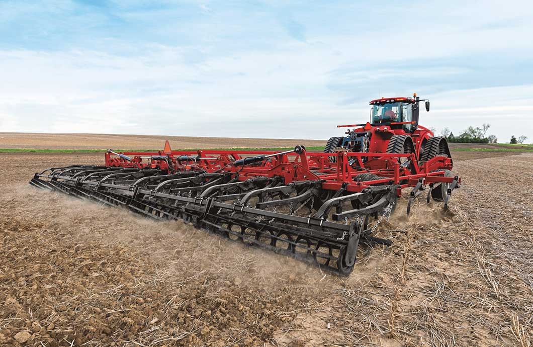 Case IH Tiger-Mate 255 Field Cultivator