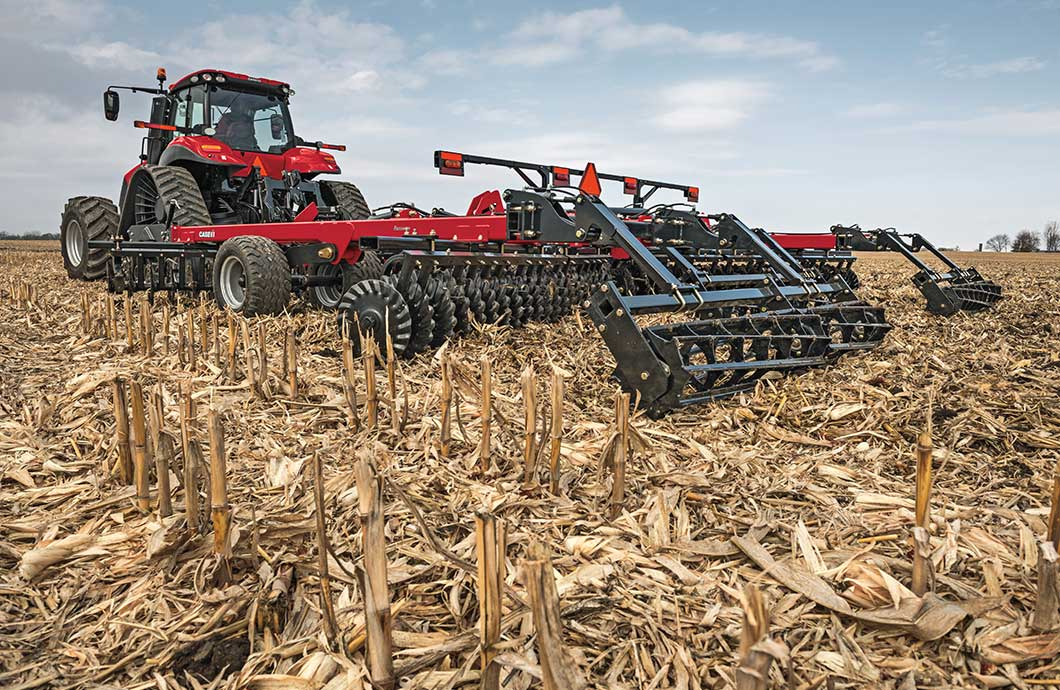 Case IH True Tandem 335VT Tillage Tool