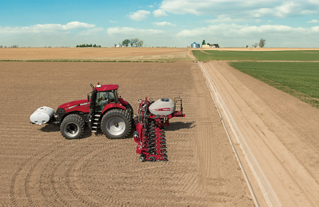 Case IH 2130 Stack Fold Planter