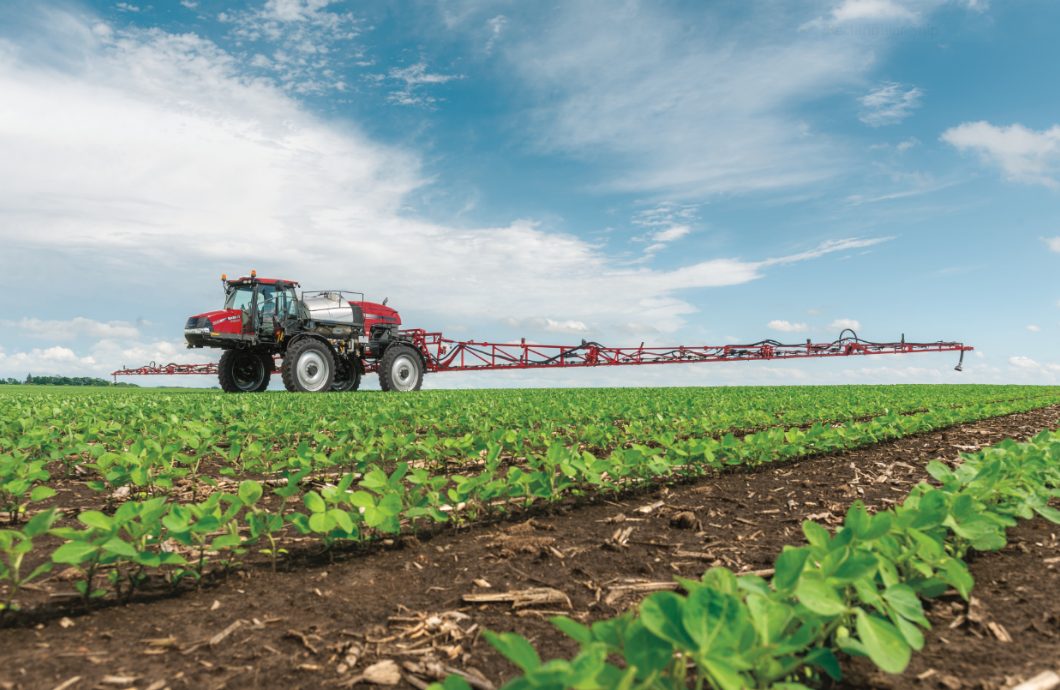 New AutoBoom XRT automatic boom height control, available on Patriot and Trident series sprayers, is designed to increase the accuracy and coverage of applications.