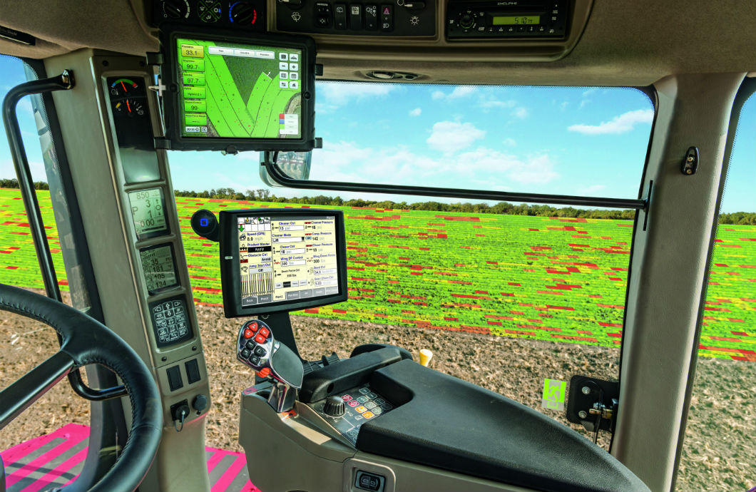 Case IH Early Riser planters can easily be equipped with The Climate Corporation FieldView high-definition mapping for planting 2019, making Case IH the first original equipment manufacturer to deliver liquid fertilizer and granular chemical layers.