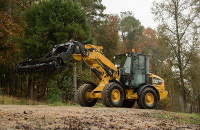Cat M Series Ag Handler compact wheel loader