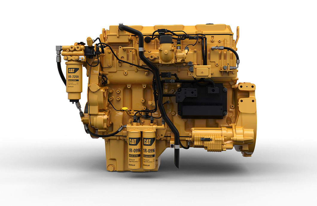 Caterpillar C13B Diesel Engine