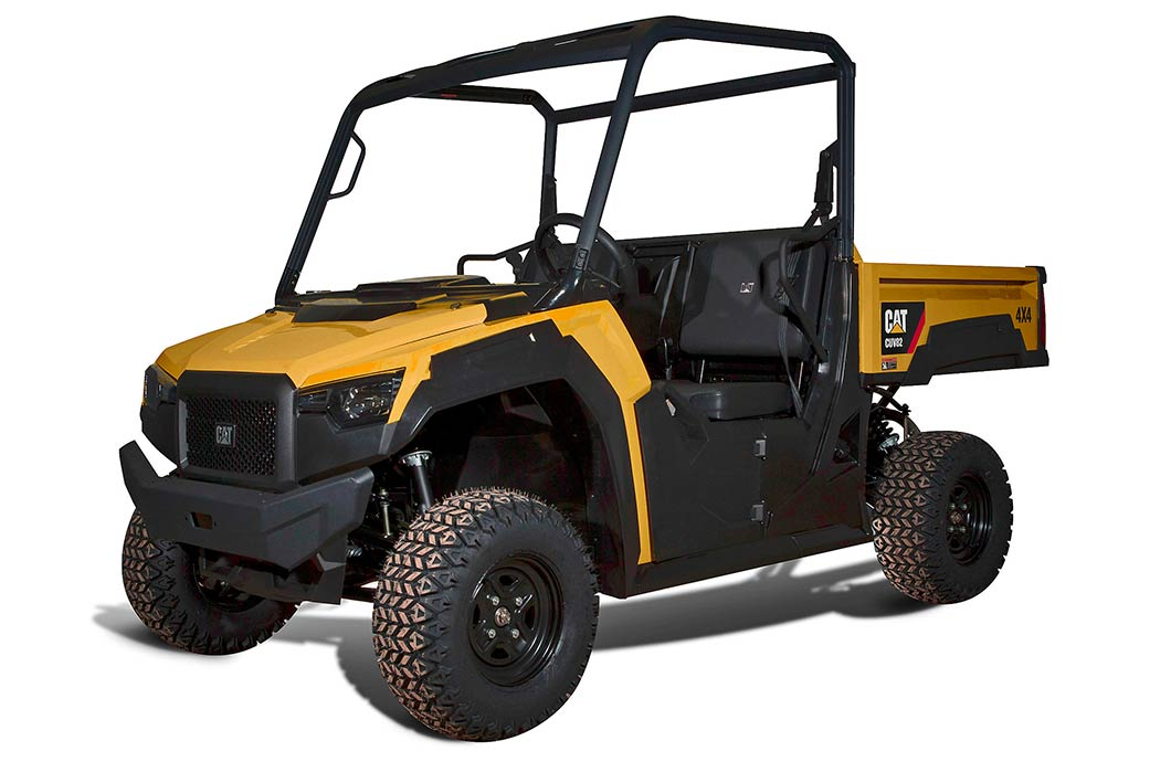 Caterpillar CUV82 Utility Vehicle