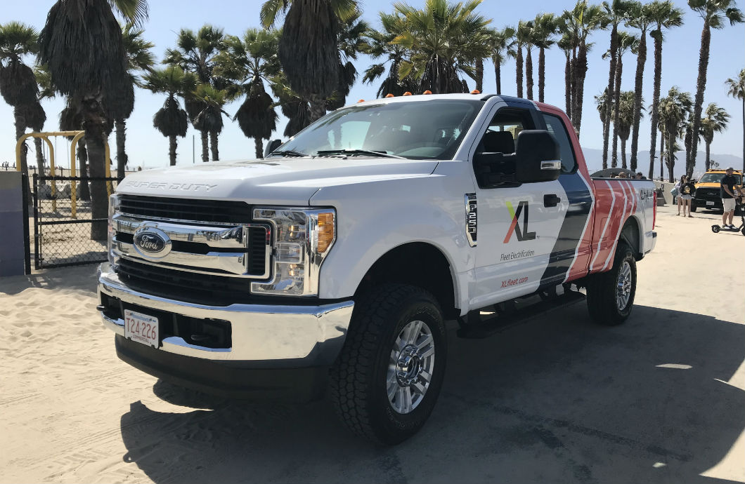 Electrified Ford F-250