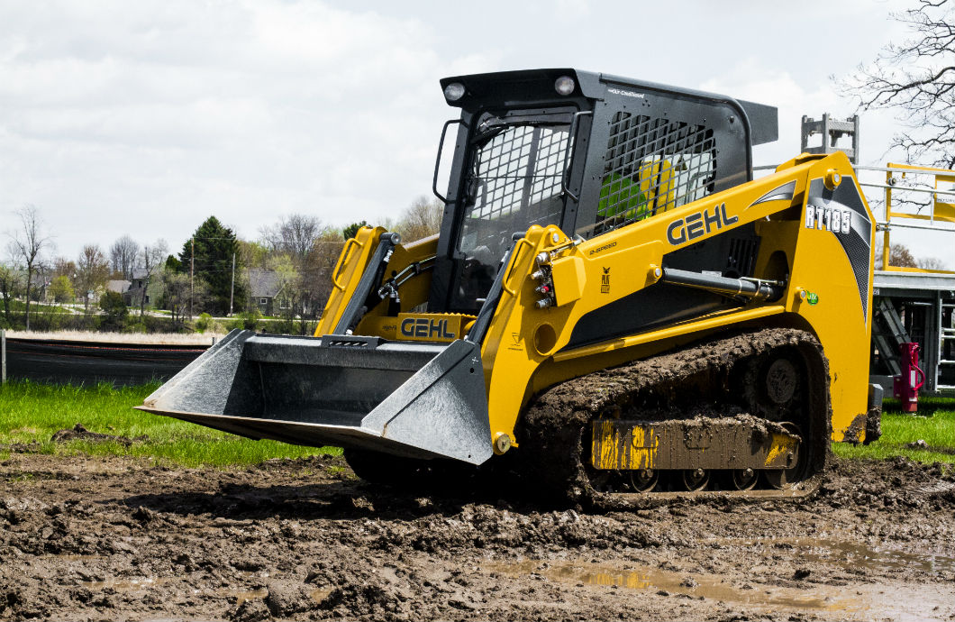 Gehl Adds Fourth Track Loader to Pilot Series Line | My