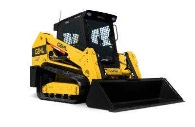 Gel RT255 Pilot series track loader
