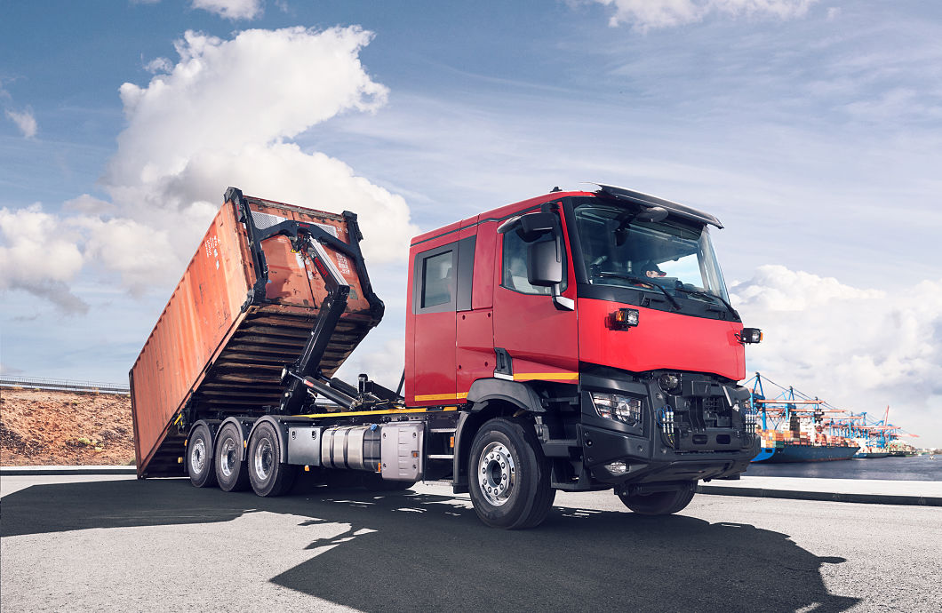 Hiab Multilift Commander