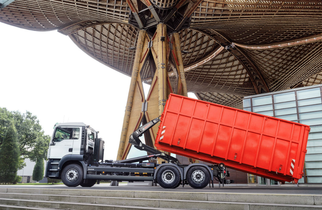 Hiab MULTILIFT Ultima