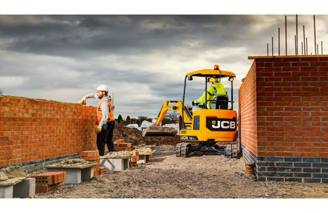 JCB 10C-i and 18Z-i Compact Excavators