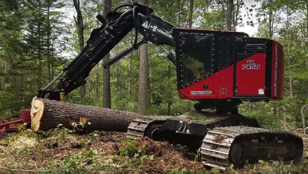 Komatsu America Corp. has entered into a definitive agreement to acquire TimberPro, Inc.