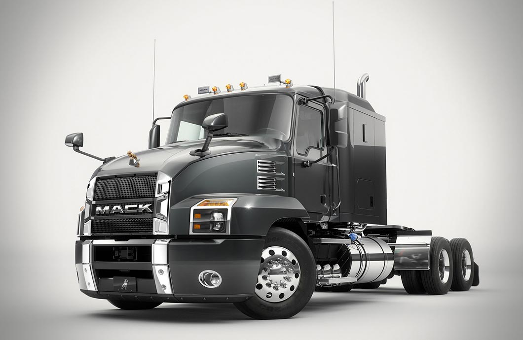 Mack Anthem Semi Truck 2017