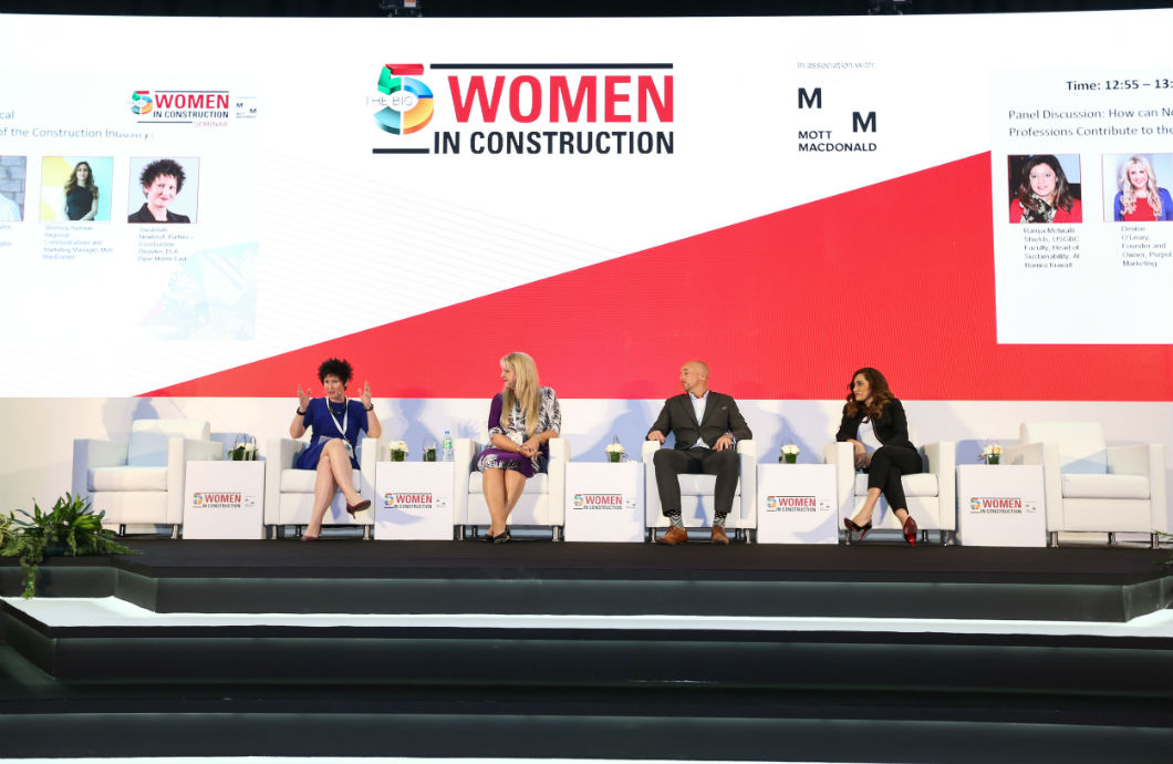 The Big 5's Women in Construction Forum & Awards