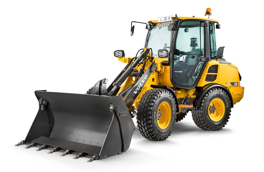 Volvo L20H Compact Wheel Loader