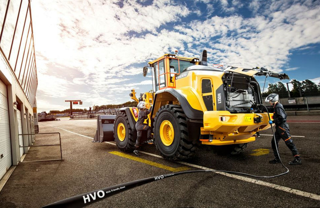 Volvo H-Series 2.0 Wheel Loader