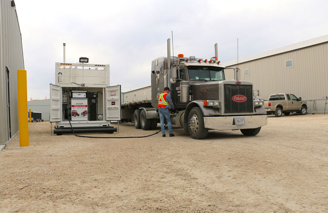 Western Global Portable Fuel Station